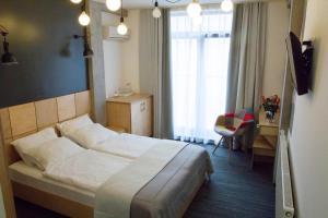 Etude Hotel, Hotely  Ľvov - big - 47