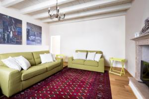 Dall'Ingles, Bed and breakfasts  Solferino - big - 22