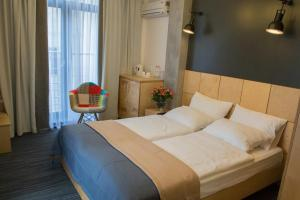 Etude Hotel, Hotely  Ľvov - big - 46