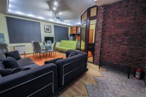 Apartments on ulitsa Korablestroiteley 38