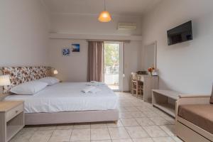 Grameno Apartments, Apartmány  Kountoura Selino - big - 3