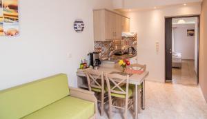 Grameno Apartments, Apartmány  Kountoura Selino - big - 9
