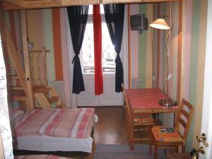 Locomotive Hostel(Budapest)