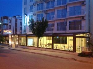 Mood Beach Hotel, Hotely  Didim - big - 54