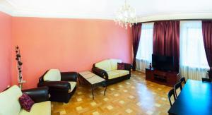 Apartment Gagarinskaya 11