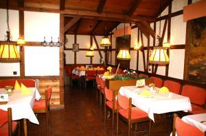 Hotel Restaurant Bieberstuben, Hotels  Menden - big - 6