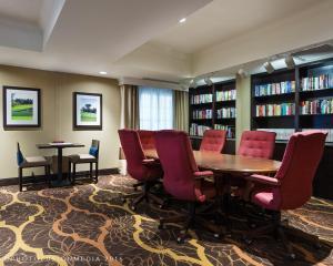 Comfort Suites Dubois, Отели  DuBois - big - 20