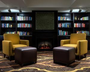 Comfort Suites Dubois, Отели  DuBois - big - 21