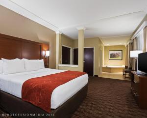 Comfort Suites Dubois, Отели  DuBois - big - 29