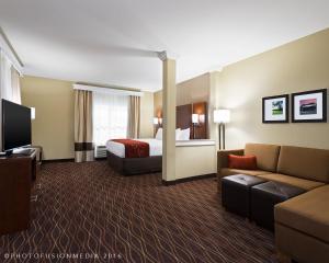 Comfort Suites Dubois, Отели  DuBois - big - 2