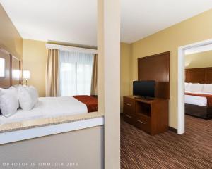 Comfort Suites Dubois, Отели  DuBois - big - 31