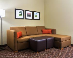 Comfort Suites Dubois, Szállodák  DuBois - big - 7