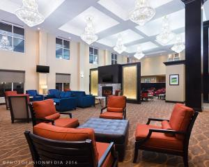 Comfort Suites Dubois, Отели  DuBois - big - 38