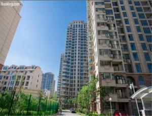 Jinshatan Lvyou Holiday Apartment Qingdao Yantaiqian