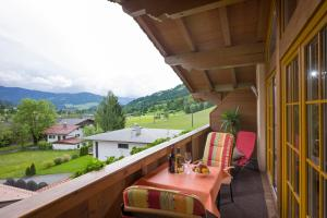 Balcony/terrace Appartement Irmgard