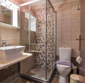 Grameno Apartments, Apartmány  Kountoura Selino - big - 19