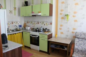 Apartment on Divnomorskaya, 16, Apartmány  Gelendzhik - big - 5