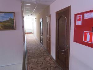 Отель на Зеленой - фото 25
