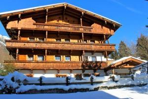 Aparthaus Hubertus