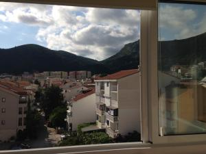 Family apartment in Budva