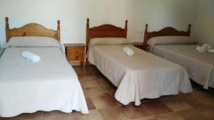 Hostal las Parcelas, Penziony  Conil de la Frontera - big - 11