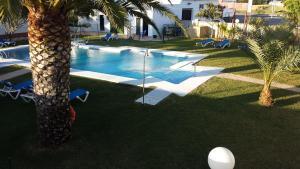 Hostal las Parcelas, Penziony  Conil de la Frontera - big - 16
