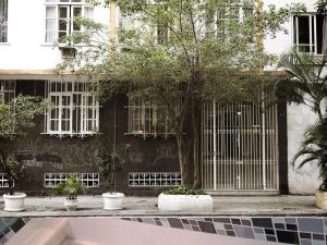 Studio Raúl Pompéia 104, Апартаменты  Рио-де-Жанейро - big - 5