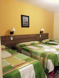 Hotel Ponta das Toninhas, Hotely  Ubatuba - big - 48