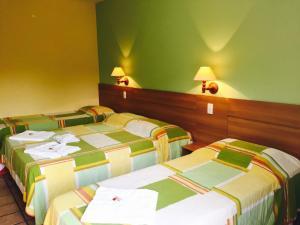 Hotel Ponta das Toninhas, Hotely  Ubatuba - big - 50