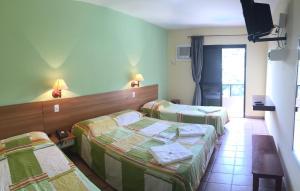 Hotel Ponta das Toninhas, Hotely  Ubatuba - big - 9