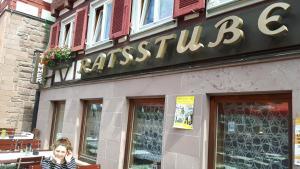 Hotel-Restaurant Ratsstube