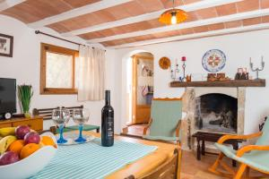 Son Fullos, Holiday homes  Santa Margalida - big - 22