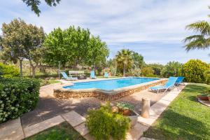 Son Fullos, Holiday homes  Santa Margalida - big - 18
