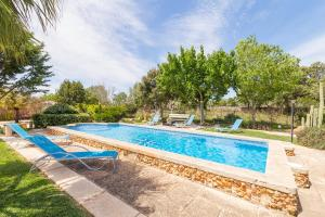Son Fullos, Holiday homes  Santa Margalida - big - 17