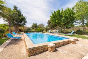 Son Fullos, Holiday homes  Santa Margalida - big - 13