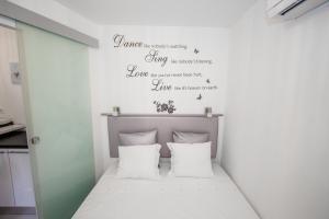 Luxury Studio Apartment White Sensation, Apartmanok  Vodice - big - 32