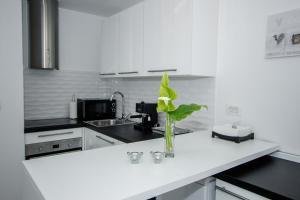 Luxury Studio Apartment White Sensation, Apartmanok  Vodice - big - 34