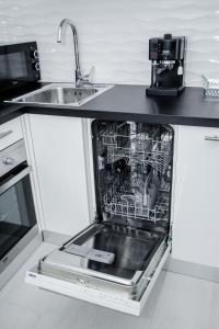 Luxury Studio Apartment White Sensation, Apartmanok  Vodice - big - 22