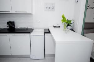 Luxury Studio Apartment White Sensation, Apartmanok  Vodice - big - 38