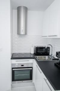 Luxury Studio Apartment White Sensation, Apartmanok  Vodice - big - 24