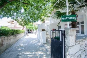 Luxury Studio Apartment White Sensation, Apartmanok  Vodice - big - 49