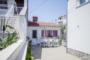 Luxury Studio Apartment White Sensation, Apartmanok  Vodice - big - 54