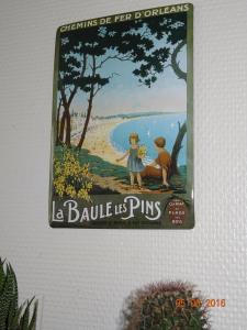 La Bohème, Apartmány  Nantes - big - 34