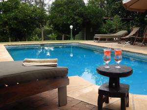 Green Tree Lodge, Lodges  Livingstone - big - 5