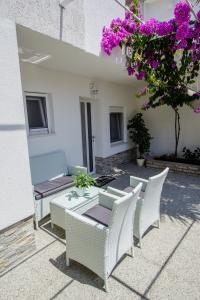 Luxury Studio Apartment White Sensation, Apartmanok  Vodice - big - 57