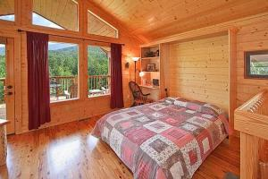 Whispering Creek Holiday home, Holiday homes  Gatlinburg - big - 10