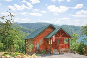 Whispering Creek Holiday home, Holiday homes  Gatlinburg - big - 11