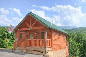 Whispering Creek Holiday home, Holiday homes  Gatlinburg - big - 12