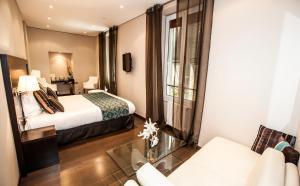 Paris Rome, Hotely  Menton - big - 33