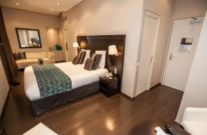 Paris Rome, Hotely  Menton - big - 32